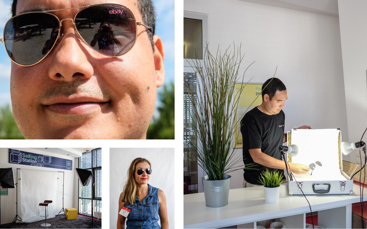 Ricardo verkauft seine Sonnenbrille mit WELCOMESPY Anna Stella Bonin in Berlin