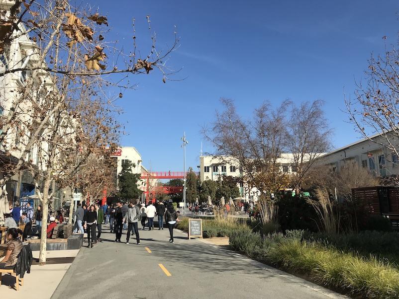 Facebook-campus
