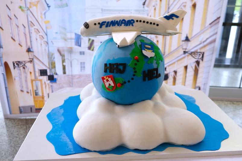 Finnair-Kuchen