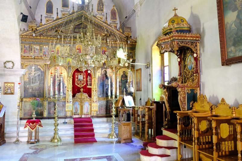 Innenraum-Kapelle